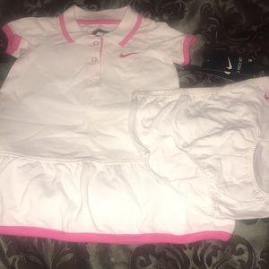 NWT Nike tennis dress